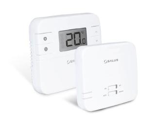 Salus bezdrátový digitální manuální termostat RT310RF