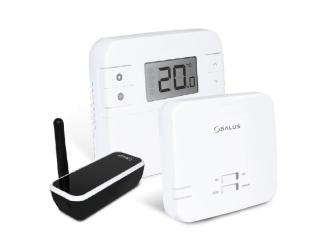 Salus bezdrátový internetový termostat RT310i