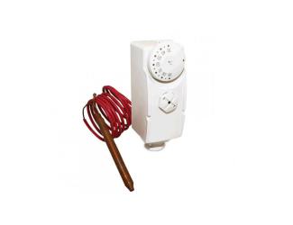 Salus příložný termostat AT10F s kapilárou