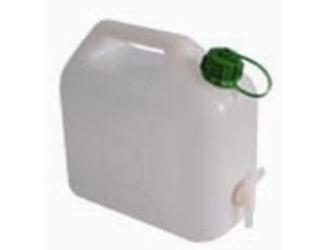 Kanystr na vodu 5 l s kohoutkem plast