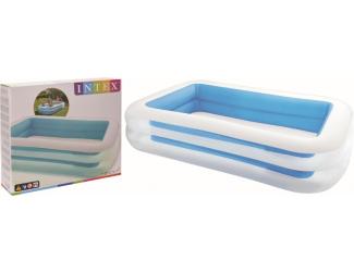 Bazén nafukovací 262x175x56 cm vinyl Intex