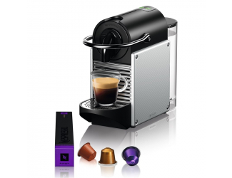 Espresso DeLonghi EN124.S kávovar Nespresso