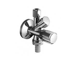 "SCHELL kombinovaný ventil 1/2""x3/4""x3/8"""