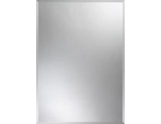 Zrcadlo Crystal 50x40 obdélník s fazetou