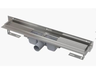ALCA PLAST APZ4 750 podlahový žlab pro rošt s límcem