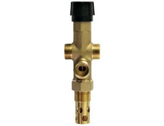 Dvoucestný bezpečnostní ventil DBV-1