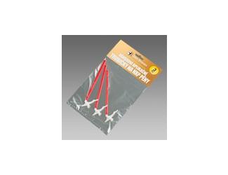 DEN BRAVEN Náhradní aplikační trubičky pro NXP pěny MAXI
