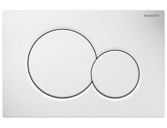 GEBERIT ovládací tlačítko Sigma 01 bílé