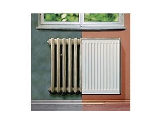 Kermi deskový radiátor THERM-X2 22 554/1200 pro rekonstrukci