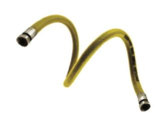 """Připojovací plynová hadice MM 1/2"""" 75cm"""