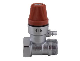 """Pojistný ventil k bojleru 3/4"""" 6BAR"""