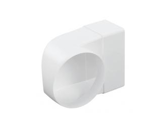 HACO Přechodový kus koleno CKZ 125/220x55