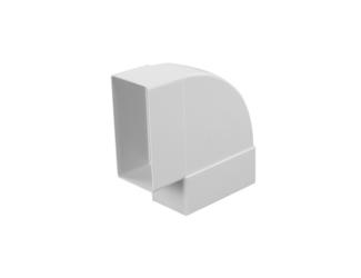 HACO CKH 2x110x55 Koleno vodorovné ploché
