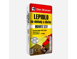 DENBRAVEN lepidlo QUARTZ C1T 25KG