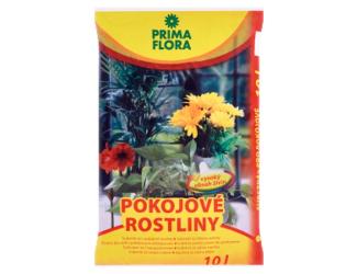 Substrát pro pokojové květiny 10L