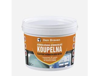 Jednosložková hydroizolace KOUPELNA 5Kg