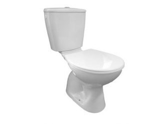 MIGUEL WC kombiklozet spodní odpad+sedátko